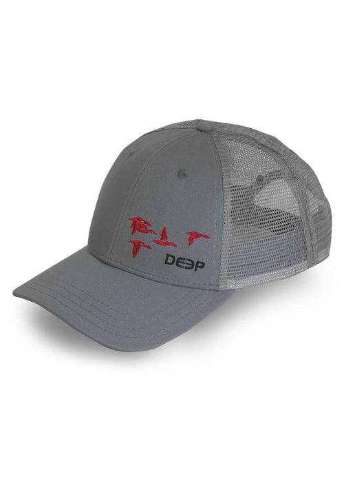 Grey Formation Trucker