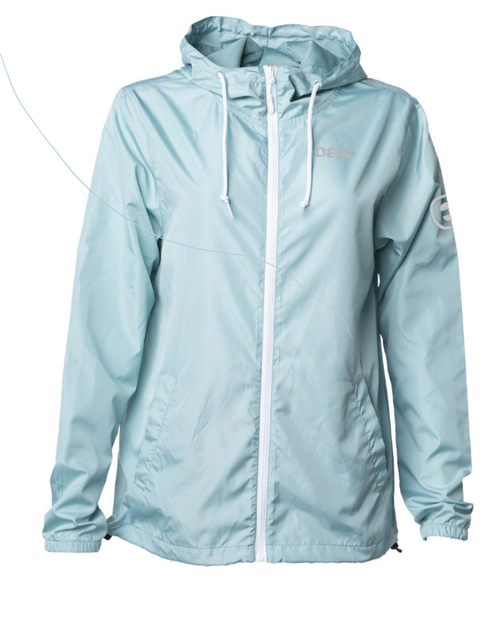 Women's Fog Cutter - Aqua Blue