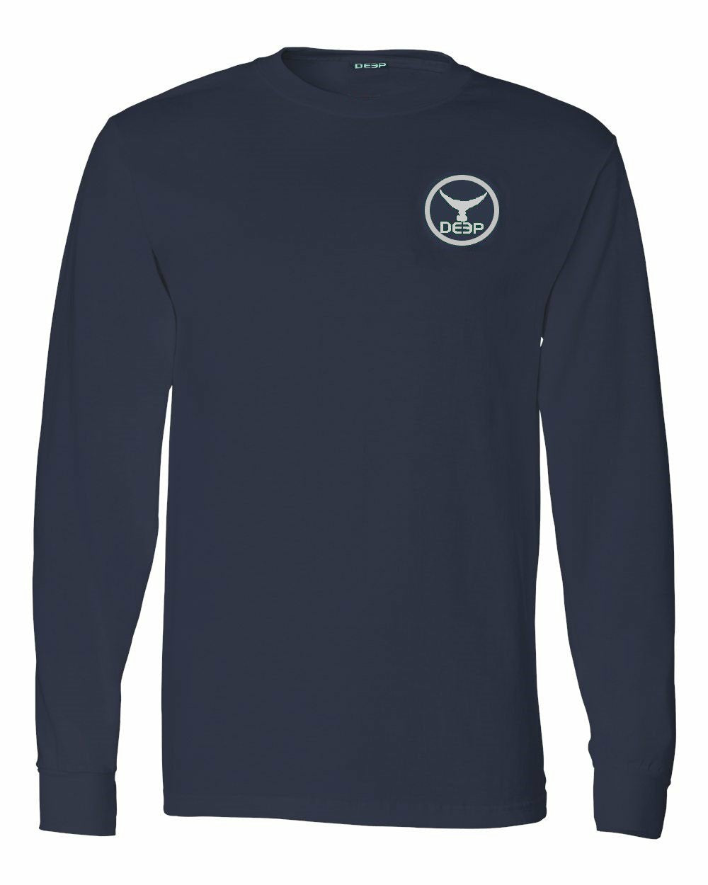 Tuna Tail  Cotton Long Sleeve - 5 Colors Available