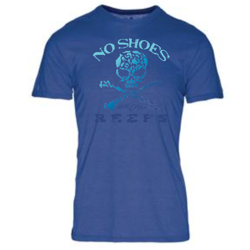 No Shoes Nation Repreve Triblend  T - Royal