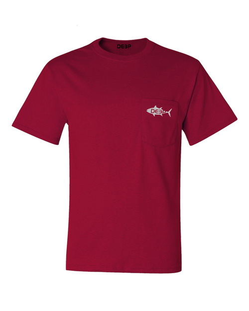 Tuna Pocket T - Red