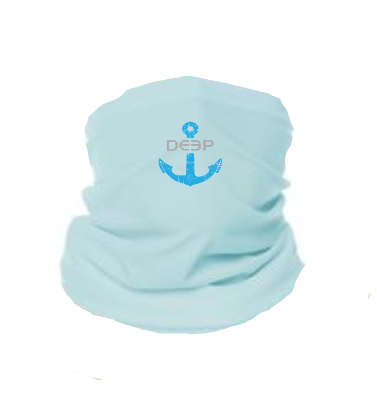 DEEP Sun Shield Aqua Blue - Anchor