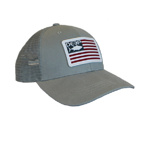 Tuna Flag Trucker