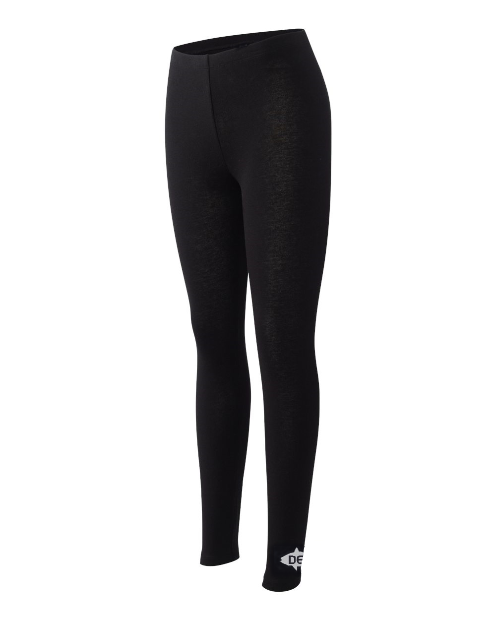 Ladies Black Tuna Yoga Pants