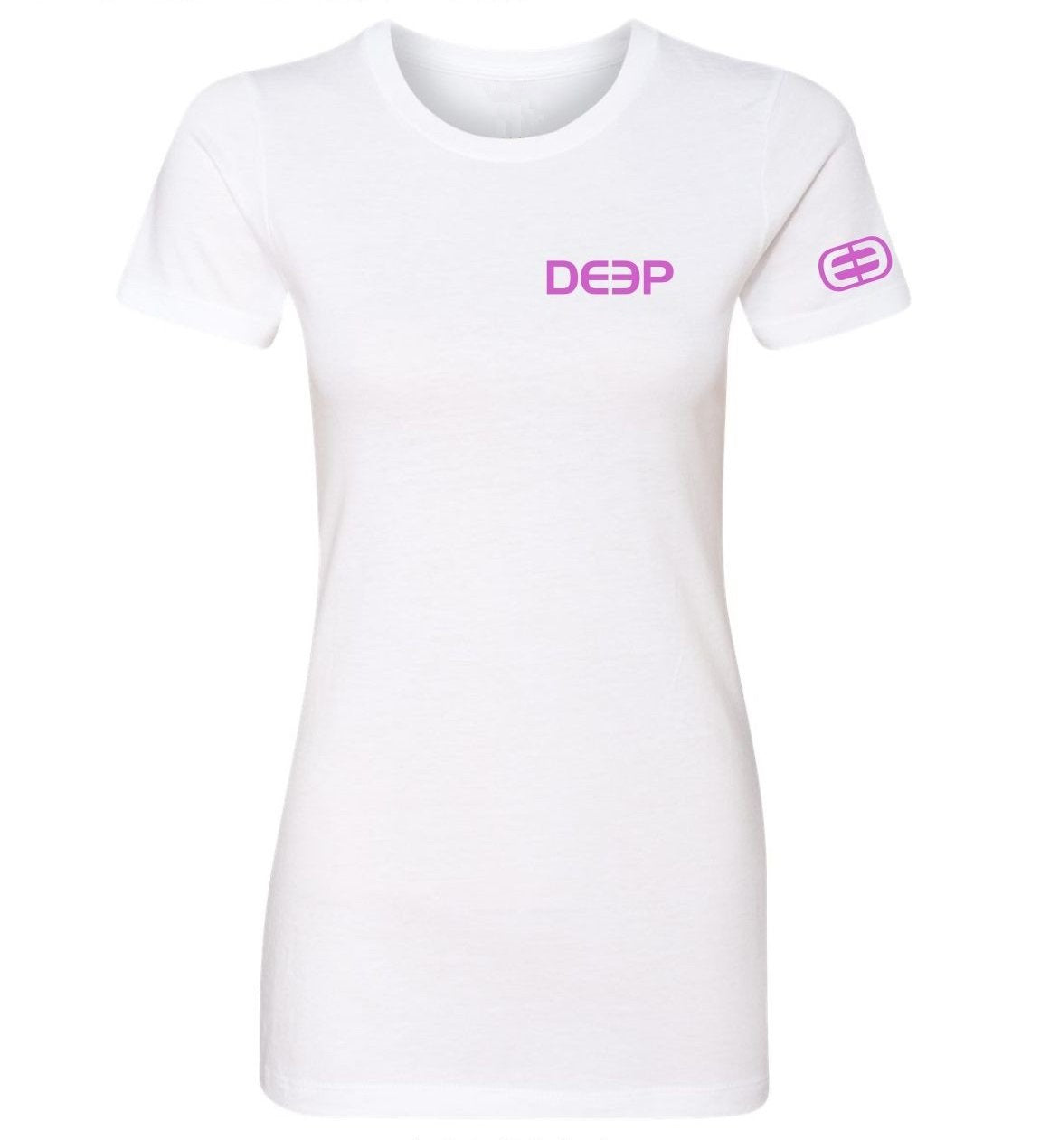 Women's Tee EE Camo White/Pink - XL