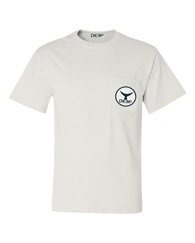 Outlilne Sailfish Pocket T