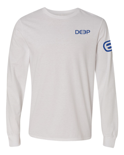DEEP Cotton Long Sleeve - 4 Colors Available