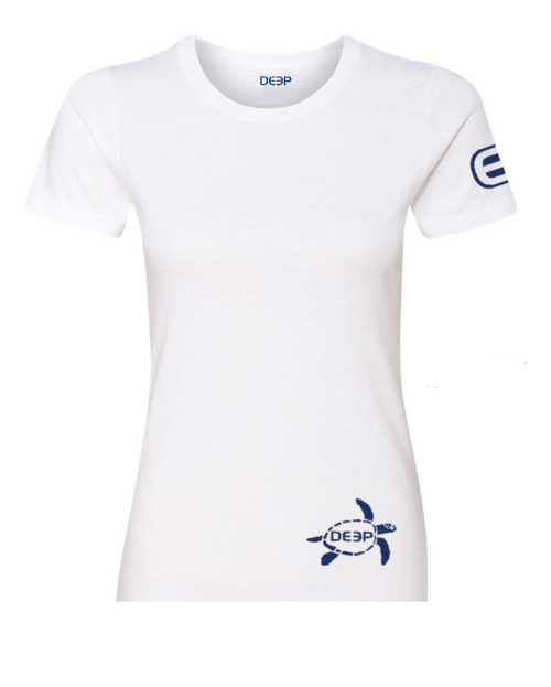 Women's Sea Turtle T - 3 Colors Available