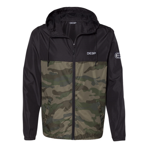 Schoolie Fog Cutter - Black and Camo - Kids