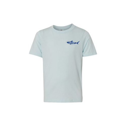 Schoolie Shark Tee - boys