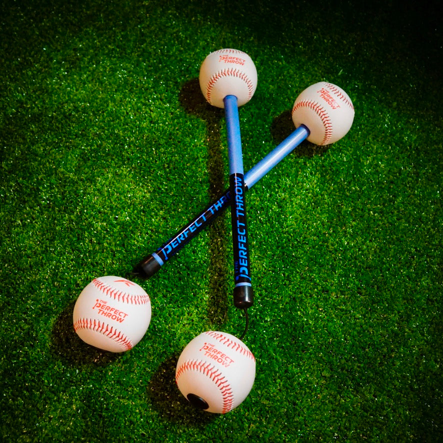 The Shorty. Arm path trainer for Throwing, Pitching, Baseball, Softball, Cricket
