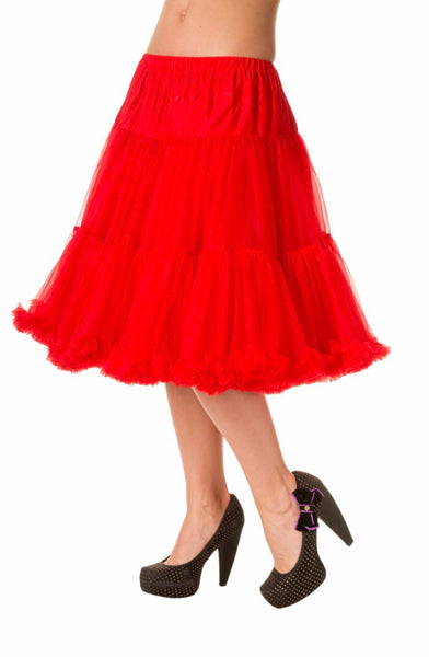Jupon rouge / Red Petticoat