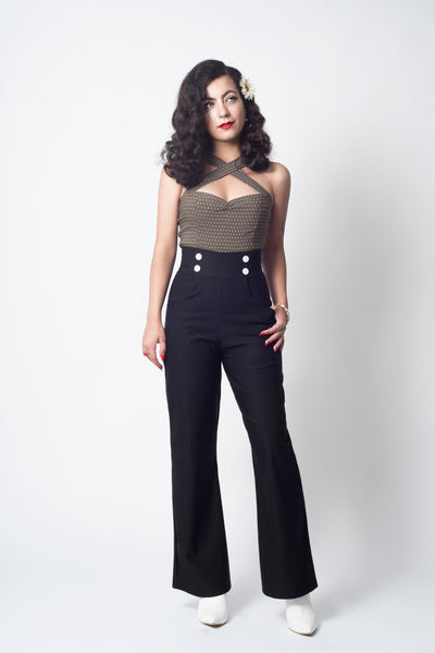 Pantalon sweet escape Noir / Black sweet escape pants