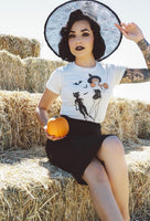 Des bonbons ou un sort / Trick or treat t-shirt
