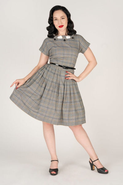 Robe circulaire Béatrice / Beatrice circle dress