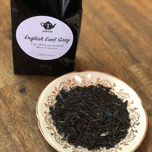 English Earl Grey Tea