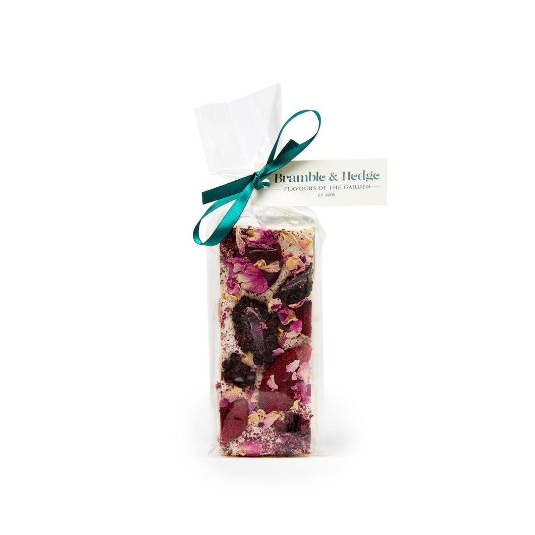 Spiced Plum BlackBerry Nougat