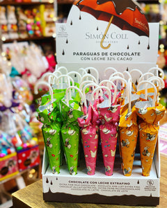 XL Chocolate Easter Umbrellas