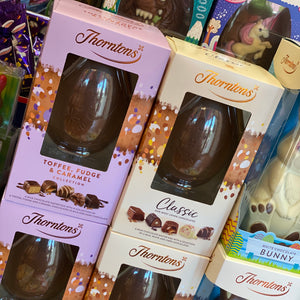 Thorntons Classic Toffee & Fudge Easter Egg