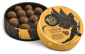 Willies Cocoa Marc De Champagne Truffles