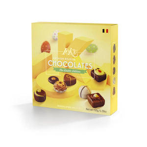 Belgium Easter Edition Boxed Chocolates