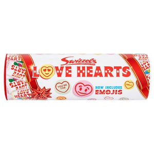 Swizzels Matlow Love Hearts Tube