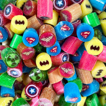 Load image into Gallery viewer, Superhero Rock Candy