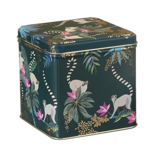 Sara Miller Tahiti Square Tin Set of 3