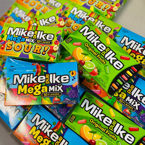 Mike an Ike Original Fruits