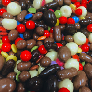 Chocolate Movie Mix