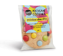Load image into Gallery viewer, Charlie's Cookies Rainbow Choc Chip