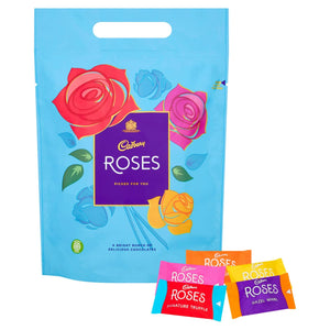 UK Cadbury Roses Pouch 357g