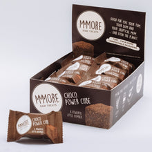 Load image into Gallery viewer, MMMore Chocolate Protein Power Cubes