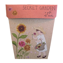Load image into Gallery viewer, Secret Garden Gift of Seeds