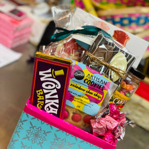 Sweet Cookie Wonka Box