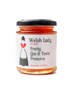 Welsh Lady Fruity Gin & Tonic Preserve
