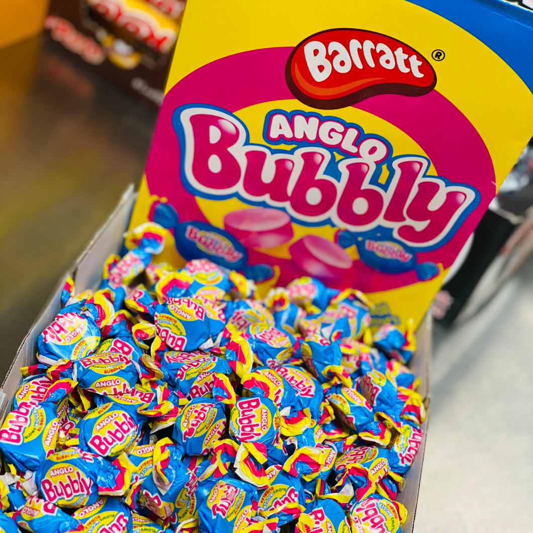 UK Barrats Anglo Bubbly Pieces