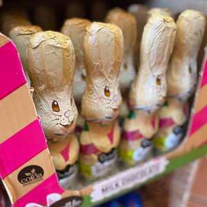 Darrell Lea Milk Chocolate Bunny
