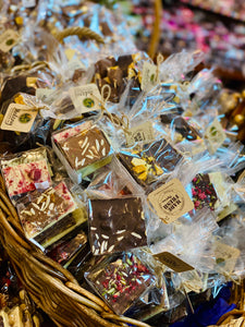 Assorted Chocolate Bark Bag