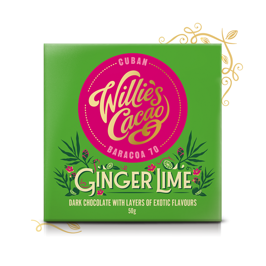 Willie's Cocao Ginger Lime