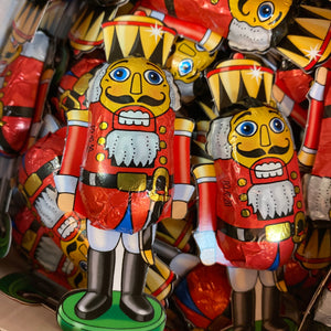 Novelty Chocolate Christmas Nutcracker
