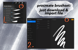 Dynamo Ink Brushes for Procreate 5