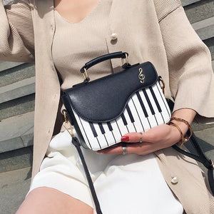Piano Leather Bag