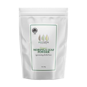 Green Trading Organic Moringa Leaf Powder