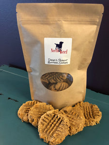 Dog Treats - Diesel's Peanut Butter Cookies - Dog Bakery