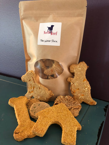 Dog Treats - Woof Pack - Dog Bakery