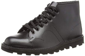 Grafters Monkey Boots - Black