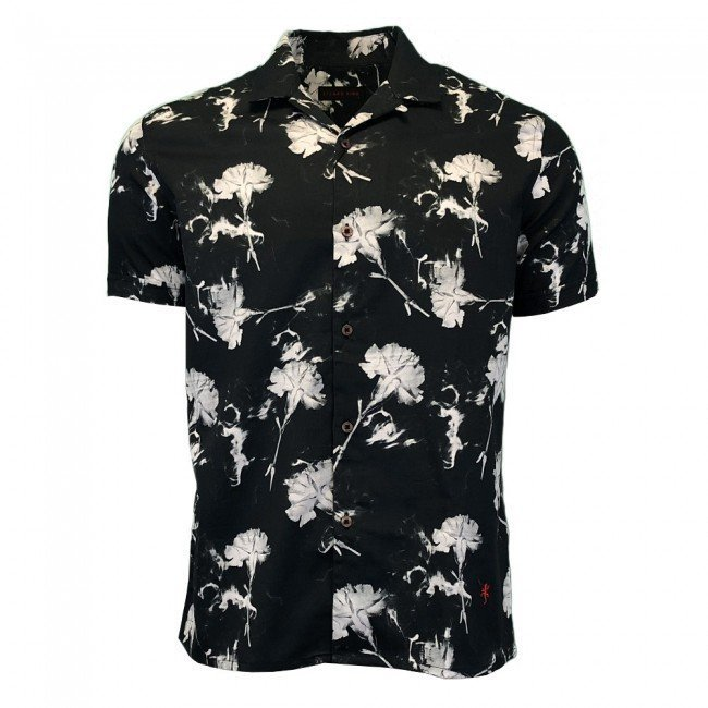 Lizard King Carnation Short Sleeve Shirt