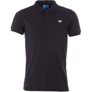 Adidas Polo Shirts - Black
