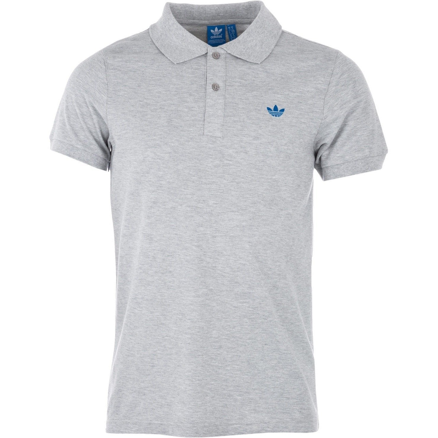 Adidas Polo Shirts - Grey